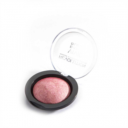 Fard de Obraz Makeup Revolution Baked Blusher - All I think about is you, 6g1