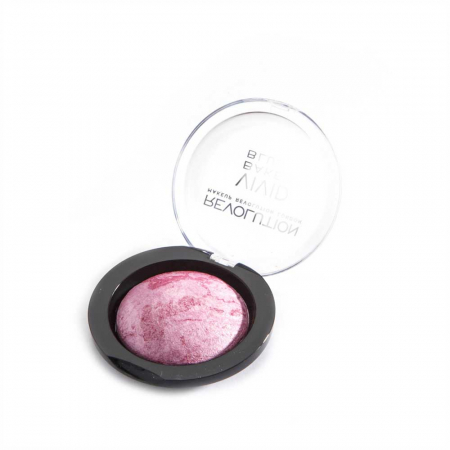 Fard de Obraz Makeup Revolution Baked Blusher - Bang Bang, 6g1