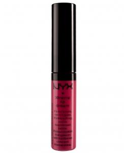 Gloss Nyx Professional Makeup Xtreme Shine Lip Cream - Strawberry Jam, 7 ml