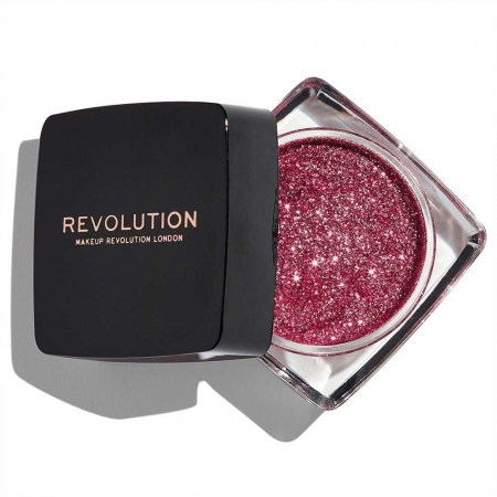 Glitter Gel Makeup Revolution - Glitter Paste, Long To Be Desired