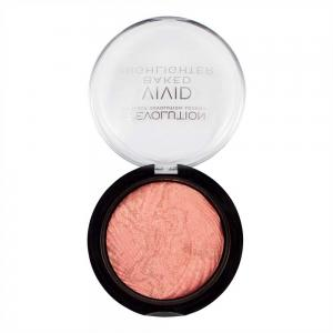 Iluminator MAKEUP REVOLUTION Vivid Baked Highlighter - Rose Gold Lights, 7.5g2