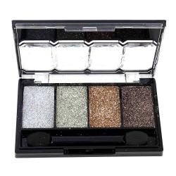 Kit Sclipici cu 4 Glittere Multifunctionale MEIS All Over Glitter - 02 Gold Dreams