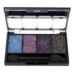 Kit Sclipici cu 4 Glittere Multifunctionale MEIS All Over Glitter - 03 UltraViolet