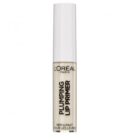 Top coat pentru marirea buzelor L'Oreal Paris Plumping Lip Primer, 5.9 ml1