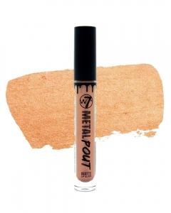 Gloss Metalic Mat W7 Metal Pout - Blaze, 3 ml