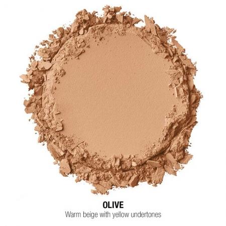 Fond De Ten Pudra Nyx Professional Makeup Stay Matte But Not Flat - Olive, 7.5 gr1