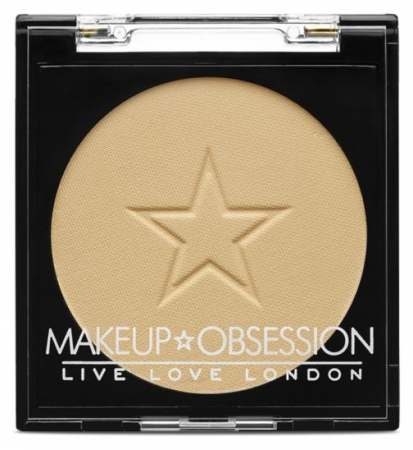 Pudra pentru Matifiere OBSESSION Makeup London, Luxury Powder, C111 Banana, 2 gr