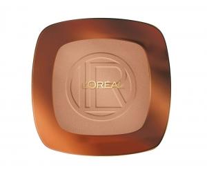 Pudra Bronzanta L'OREAL Glam Bronze Long Wearing Matte Bronzer - 09 Golden Cinnamon, 9 gr