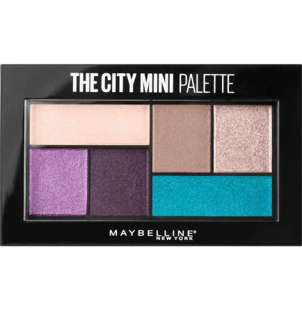 Paleta Farduri Maybelline The City Mini Palette - 450 Graffiti Pop