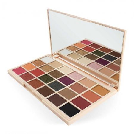 Paleta de farduri Makeup Revolution Soph X Eyeshadow Palette, 24 Nuante5