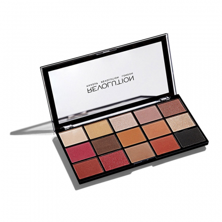 Paleta de farduri Makeup Revolution - Re-Loaded Palette - Iconic Vitality, 15 Nuante2