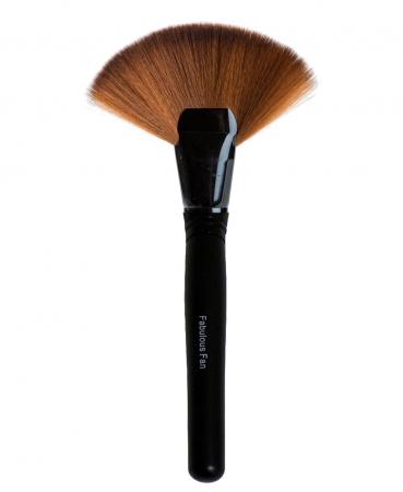 Pensula Profesionala Evantai London Pride Cosmetics Fabulous Fan