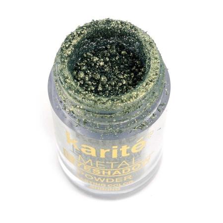 Pigment Machiaj Karite Metal Eyeshadow Powder, 12