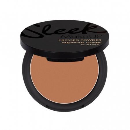 Pudra Bronzanta Compacta Sleek MakeUP Superior Cover, 106 Tan, 12 g