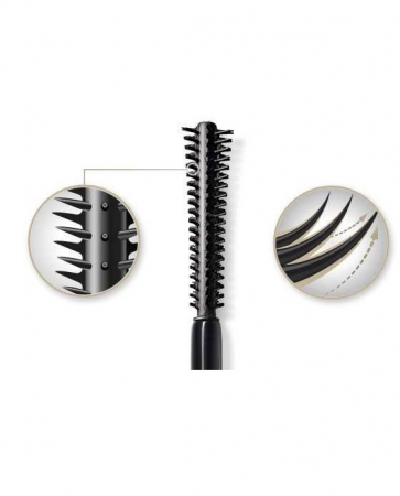 Rimel MAX FACTOR Masterpice Glamour Extensions 3 in 1 Volumising Mascara - Negru, 12 ml1