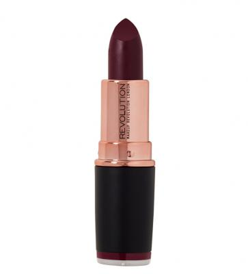 Ruj Makeup Revolution Iconic Matte Revolution Lipstick - Members Club, 3 gr