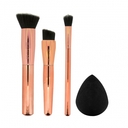 Set Multifunctional cu Pensule Machiaj Makeup Revolution Ultra Sculpt & Blend Collection