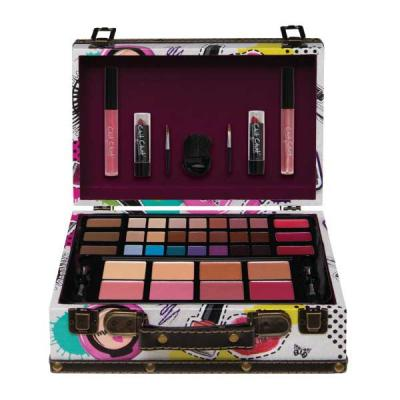 Valiza completa pentru Machiaj TECHNIC Chit Chat Beauty Case Gift Set