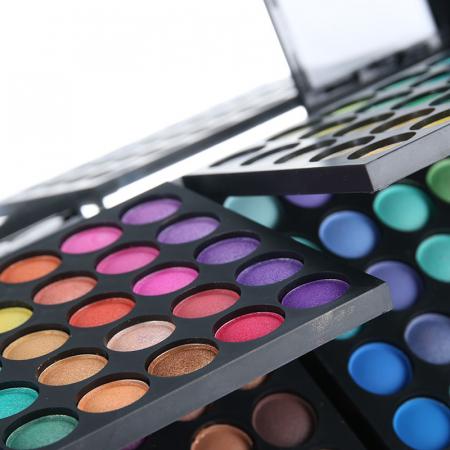 Trusa Profesionala de Farduri cu 180 Culori LAROC Eye Shadow Makeup Palette3
