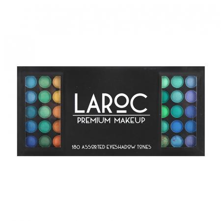 Trusa Profesionala de Farduri cu 180 Culori LAROC Eye Shadow Makeup Palette4