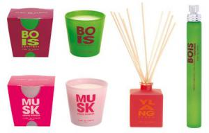 Set cu 20 Betisoare Parfumate pentru camera ULRIC DE VARENS - Musk Fruits Rouges1