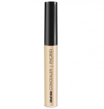 Anticearcan Corector Profesional INGRID Cosmetics Ideal Skin Concealer, Nuanta 10, 7 ml