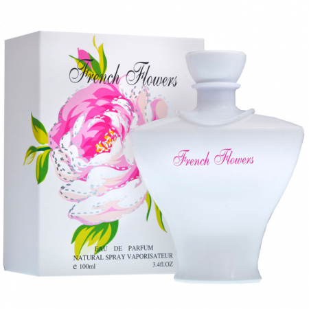 Apa de Parfum La Femme French Flowers, Ladies EDP, 100 ml