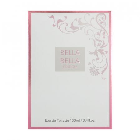 Apa de Toaleta Creative Colours Bella Bella Edition, Ladies EDT, 100 ml2