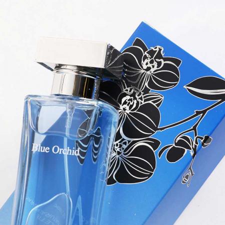 Apa de Toaleta Creative Colours Blue Orchid, Ladies EDT, 100 ml2