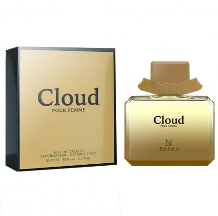 Apa de Toaleta NUVO Parfums CLOUD Pour Femme EDT, 100 ml