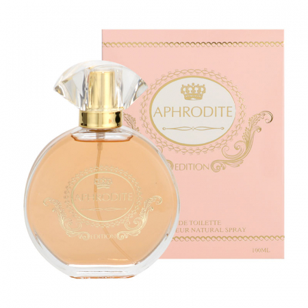 Apa de Toaleta Creative Colours Aphrodite Edition, Ladies EDT, 100 ml