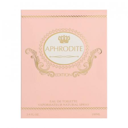 Apa de Toaleta Creative Colours Aphrodite Edition, Ladies EDT, 100 ml2