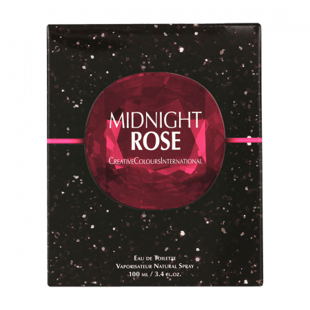 Apa de Toaleta Creative Colours Midnight Rose, Ladies EDT, 100 ml1