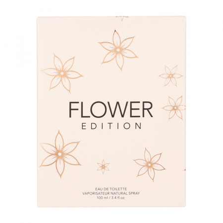 Apa de Toaleta Creative Colours Flower Edition, Ladies EDT, 100 ml1