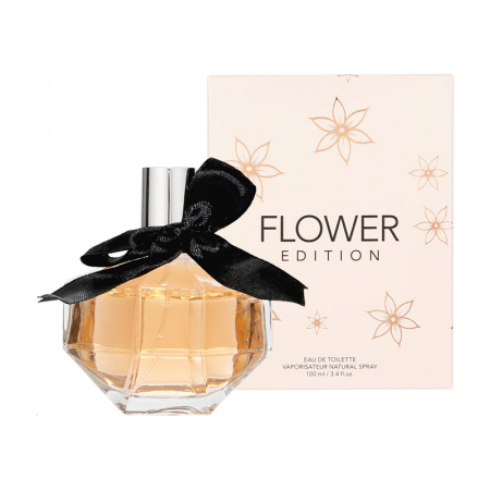 Apa de Toaleta Creative Colours Flower Edition, Ladies EDT, 100 ml0