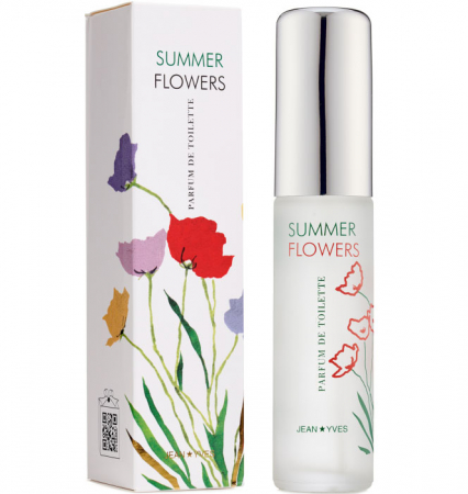 Apa de Toaleta Milton Lloyd Summer Flower, dama, EDT, 55 ml
