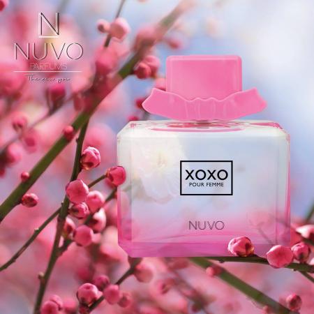 Apa de Toaleta NUVO Parfums XOXO Pour Femme EDT, 100 ml1