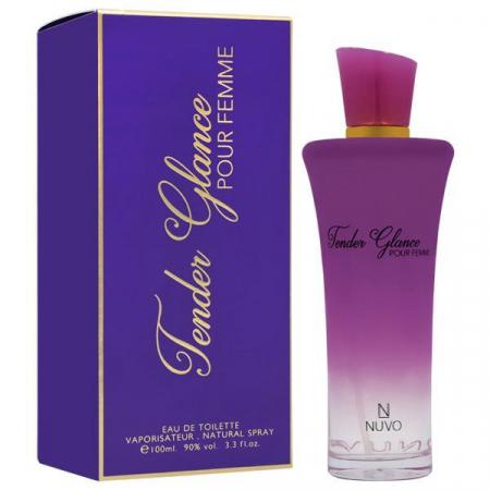 Apa de Toaleta NUVO Parfums Tender Glance Pour Femme EDT, 100 ml
