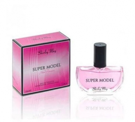 Apa de Toaleta Shirley May SUPER MODEL, dama, EDT, 100 ml