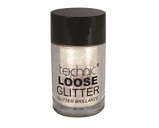 Glitter ochi pulbere TECHNIC Loose Glitter, Ariel1