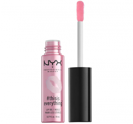 Tratament De Buze NYX Professional Makeup #Thisiseverything Lip Oil Sheer, 8 ml