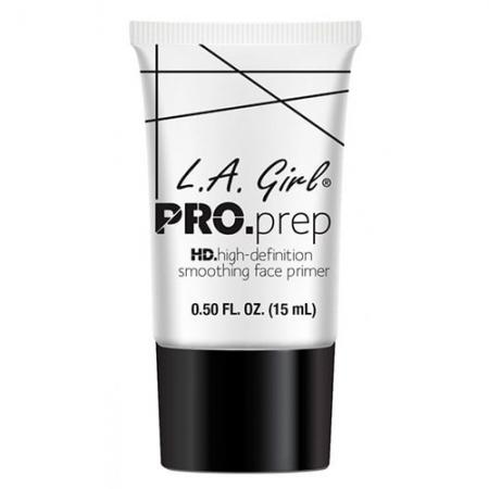 Baza De Machiaj L.A Girl Pro Prep HD Smoothing Primer, 15 ml