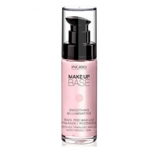 Baza de Machiaj Profesionala Iluminatoare INGRID Make-up Base 30ml