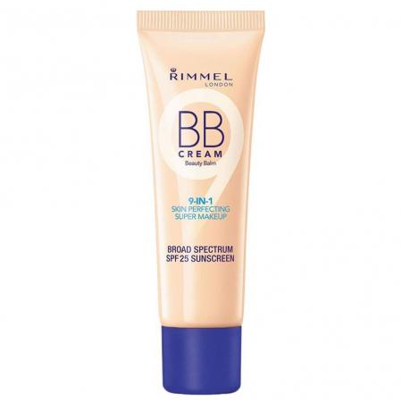 BB Cream 9 in 1 Rimmel Skin Perfecting SPF25, Light, 30 ml
