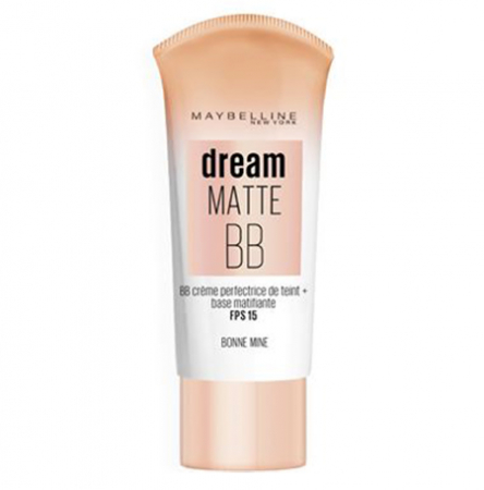 BB Cream Maybelline New York Dream Matte 8 in 1, Bonne Mine, 30 ml0