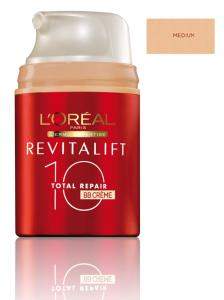 BB Cream Antirid L'OREAL REVITALIFT Total Repair 10 MEDIUM - 50 ml