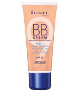 BB Cream 9 in 1 Rimmel Skin Perfecting - 002 Medium, 30 ml