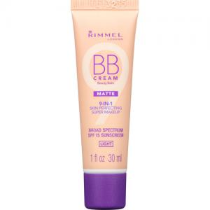 BB Cream 9 in 1 Rimmel Skin Perfecting MATTE - 001 Light