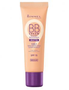BB Cream 9 in 1 Rimmel Skin Perfecting MATTE - 002 Medium0