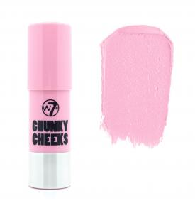 W7 Chunky Cheeks - Paris - Blush Cremos Rezistent la transfer0